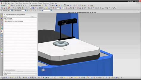 Cmm Programmer by Cmm Programming How To Create Inspection Ready Programs In Nx Siemens Plm