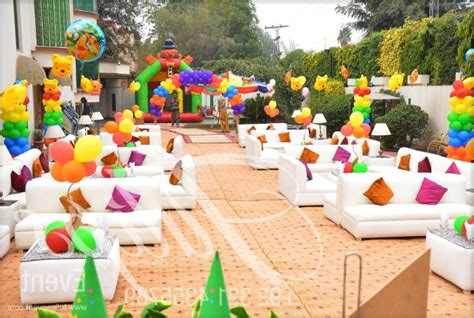 decorating backyard for birthday party outdoor birthday party decoration ideas