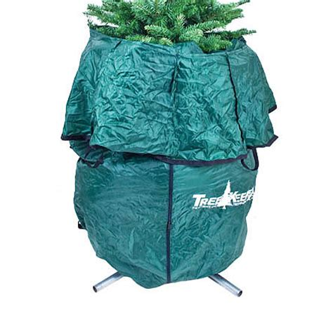 christmas tree disposal bag in christmas tree storage
