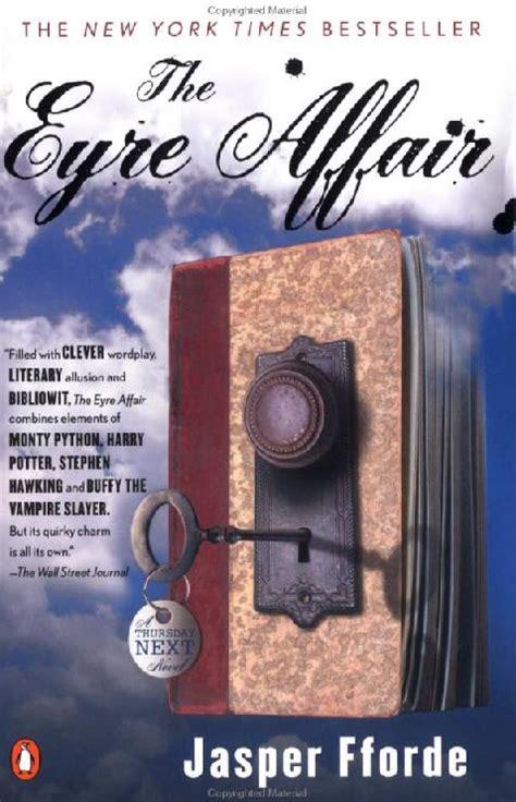 The Eyre Affair 1 книга the eyre affair
