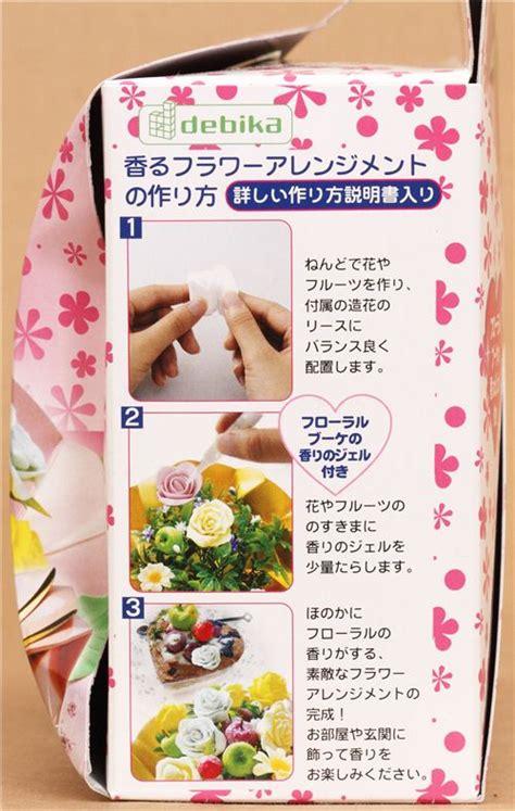 Diy Miniatur Papercraft Istana Nagoya Jepang fragrant diy miniature flower clay deluxe set deco diy sets arts and crafts kawaii shop