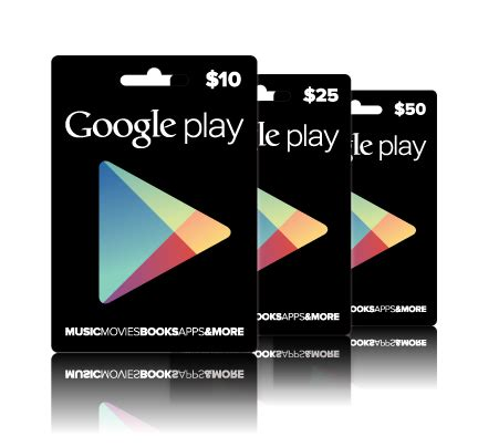 10 Google Play Gift Card - how to redeem google play gift cards