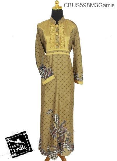 Baju Semi Gamis baju batik sarimbit gamis semi motif jagad truntum