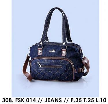 Tas Wanita Hnf 019 jual tas wanita branded import bahan murah