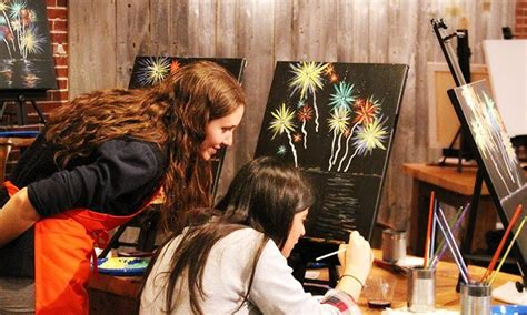 paint nite portland oregon muse paintbar portland me deal of the day groupon