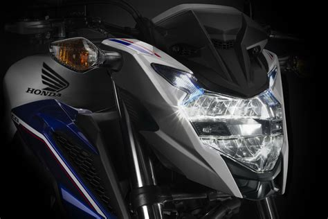 Lu Led Motor Headl Vixion honda teases cb500f ahead of 2015 eicma motor show columnm