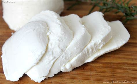 Handmade Mozzarella - how to make mozzarella in 30 minutes k
