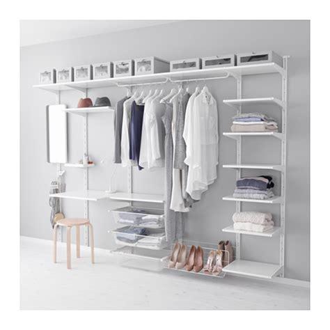 Ikea Wall Systems Algot Wall Upright Shelf Triple Hook Ikea