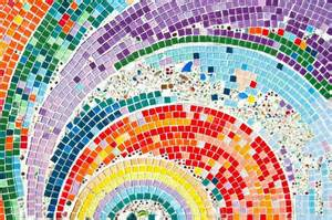 mosaik selber machen badezimmer mosaik basteln 25 kreative ideen zum selbermachen
