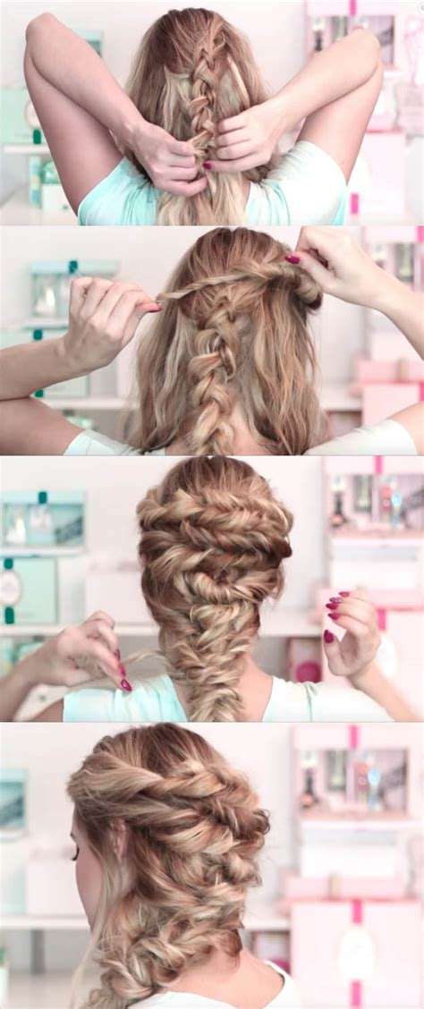 Wedding Hairstyles With Braids For Bridesmaids 24 beautiful bridesmaid hairstyles for any wedding the