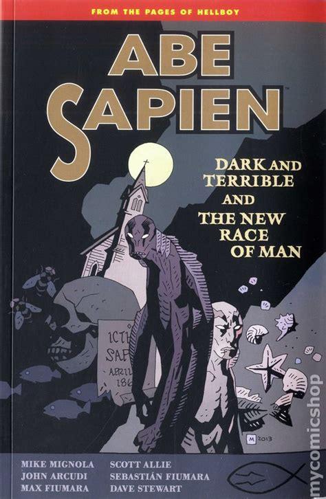 libro abe sapien dark and abe sapien tpb 2008 present dark horse comic books