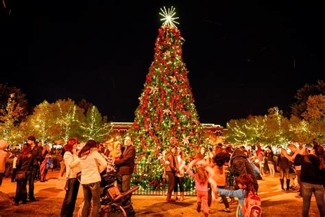 southlake tree lighting southlake s home for the holidays will kick with tree