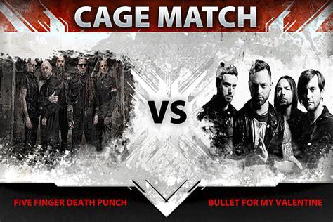 all bullet for my albums five finger punch vs bullet for my