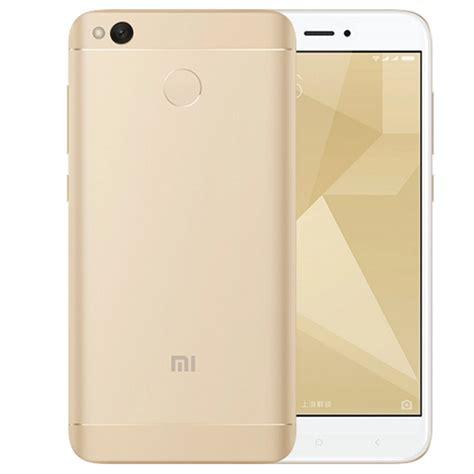 Xiaomi Redmi 4x 3gb 32gb Dual Sim Gold Global 1 mobile phones redmi 4x dual sim 32gb lte 4g gold 3gb ram 163155 xiaomi quickmobile