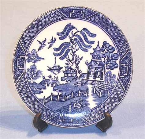willow pattern image willow pattern coasters set of 4 collectable china