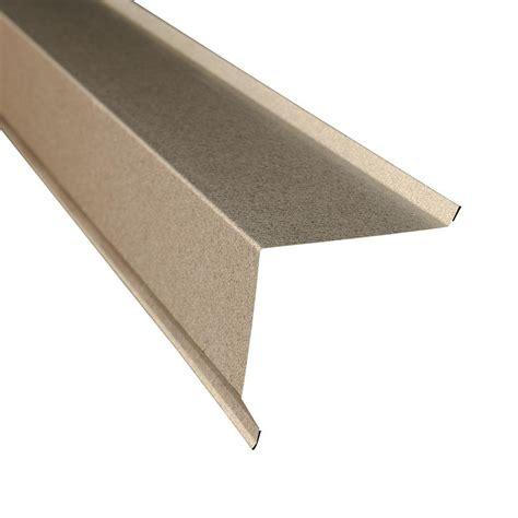 metal sales     ft gable flashing trim