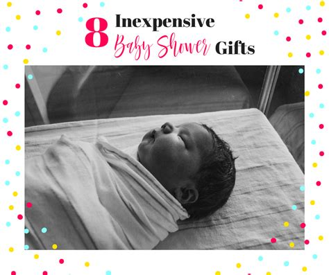 Inexpensive Baby Shower Ideas by 8 Inexpensive Baby Shower Gift Ideas Southern Savers