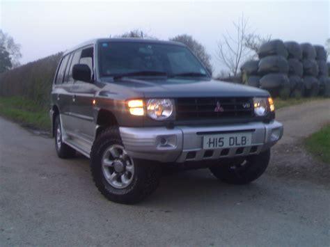 1999 Mitsubishi Pajero Pictures Cargurus
