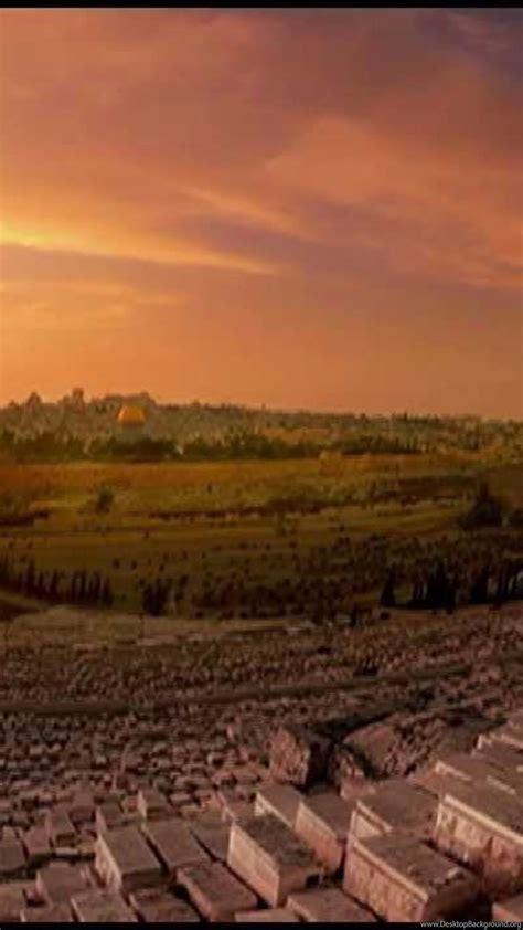 sunrise  jerusalem israel wallpapers desktop background