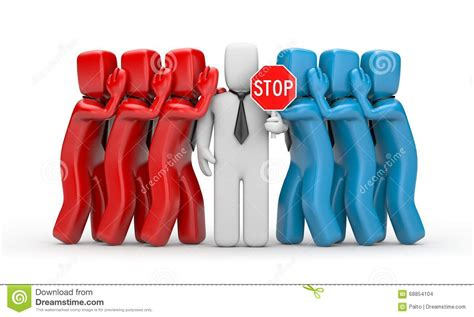 how to stop the gossip stop the gossip stock illustration image 68854104