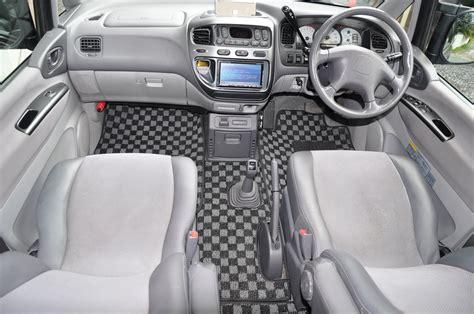 mitsubishi delica interior algys autos for mitsubishi delica for sale fully uk registered