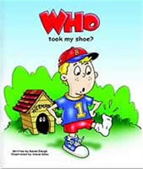 she the who took my books book review quot who took my shoe quot
