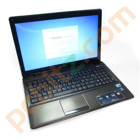 Laptop Asus Intel I3 asus k52f intel i3 m370 2 4ghz 4gb 320gb windows