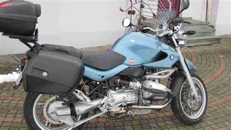 Kw In Ps Motorrad by Motorrad Bmw R1150 63kw 84ps Abs Koffer Top Bestes