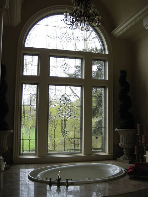 custom bathroom windows custom beveled bathroom windows by chuck franklin glass