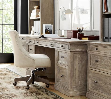 pottery barn home office furniture top 25 best pottery barn desk ideas on
