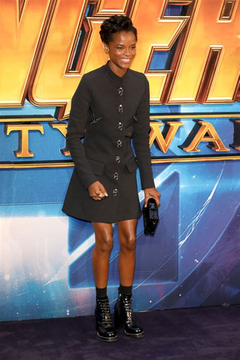 letitia wright vingadores letitia wright is simply perfect at the quot avengers infinity
