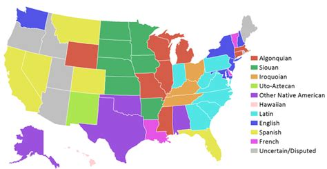 all fifty states the meanings of all 50 state names bluesyemre