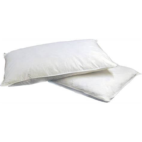 pair of luxury hollow fibre pillows free delivery next