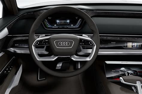 2018 Audi A8 Could Bring A New Interior Concept Autoevolution | 2018 audi a8 could bring a new interior concept