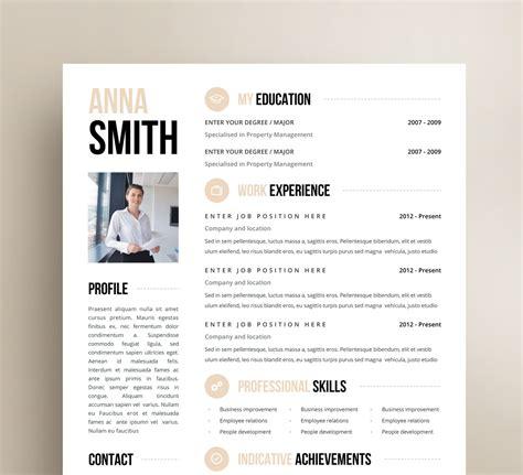 modernize your cv how resume should look like 2018