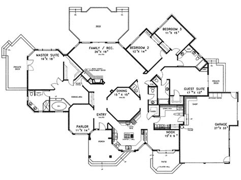 luxury ranch floor plans everett manor luxury ranch home plan 085d 0395 house plans and more