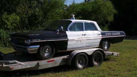 1962 pontiac chief for sale 1962 pontiac chief highway patrol car car