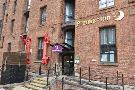 premier inn liverpool hotel