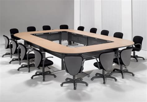 Modular Meeting Tables Modular Conference Table Design