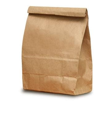 Armour Paperbag brown bag banned in armor language