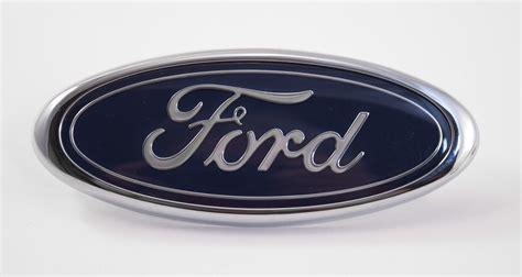 1983 1993 genuine ford mustang gt front bumper emblem