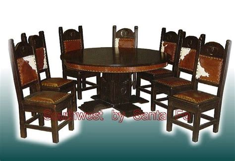 large southwestern style dining tables dining table