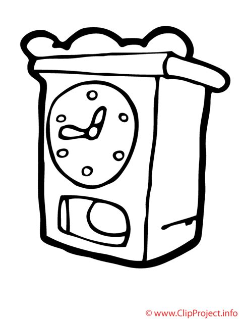 imagenes para colorear reloj dibujos para pintar de relojes imagui