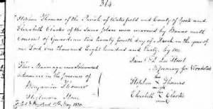 Nb Marriage Records Joshua Loyalist And Some Of His Descendants Person Pictures And Information