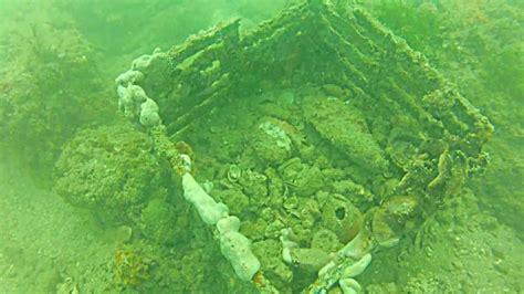 rocks in spanish spanish rocks anna marie island fl scuba diving youtube