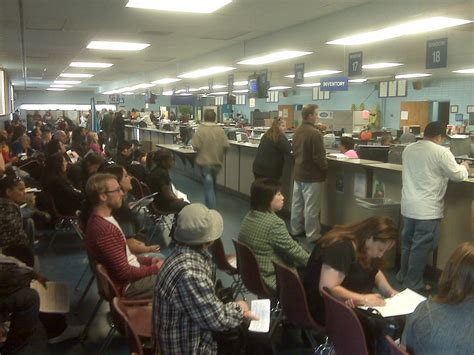 Dmv Offices Near Me by Larainy Days Wastin Away Again Inside The Dmv