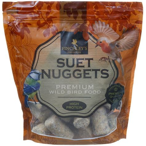 finchleys suet nuggets kg bird food bm