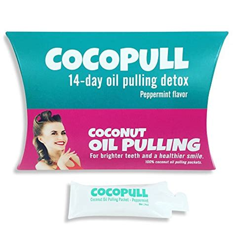 Detox Effects Of Coconut Pulling by Aviva Coconut Pulling For Whiter Teeth