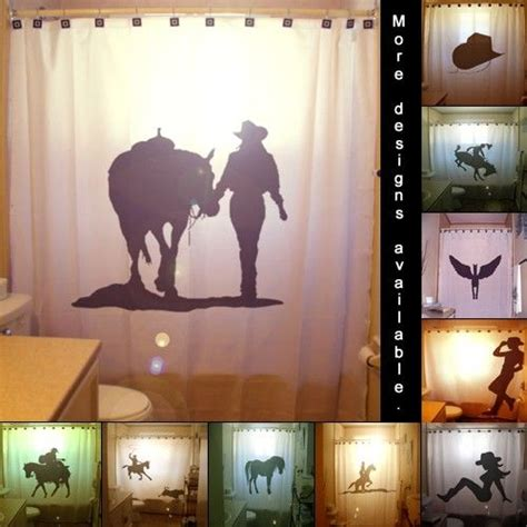 western themed bathroom ideas shower curtain western theme bathroom decor
