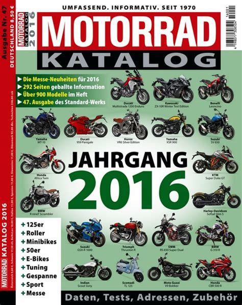 Motorrad Gespanne Katalog 2017 by Motorrad Katalog 2016 Motorbuch Versand De